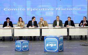 Rajoy no hará cambios en el PP hasta que el juez Ruz no sustancie el caso Bárcenas