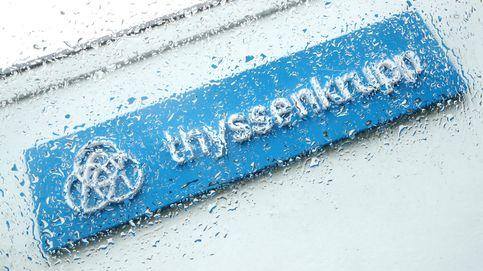 Thyssenkrupp amplía a 11.000 empleos su ajuste de plantilla