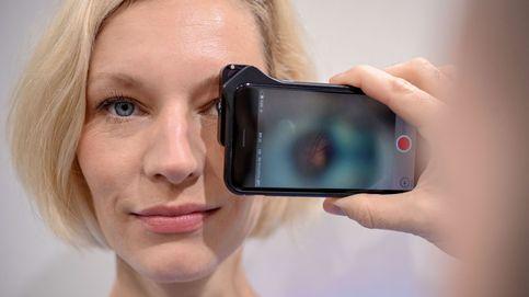 Un escáner ocular es capaz de detectar en segundos signos de alzhéimer temprano