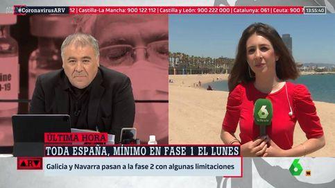 La contundente respuesta de Ferreras a su criticado vídeo en 'Al rojo vivo'