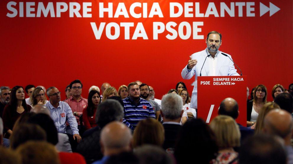 El PSOE ofrece a Cs vetar a partidos que no respetan la Constitución