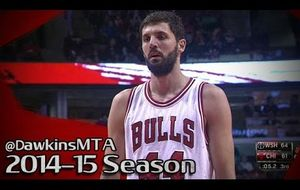 Nikola Mirotic brilla en su debut con los Chicago Bulls