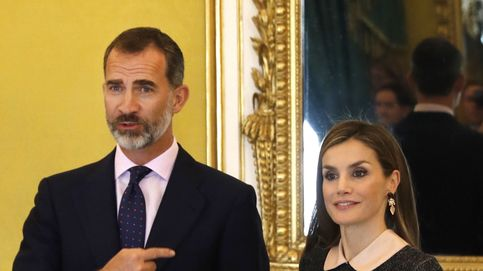 La Reina Letizia 'estrena' el Palacio Real de Aranjuez, pero repite modelito