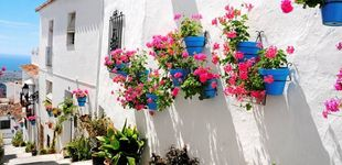 Post de Mijas, el pueblo con más encanto (y flores) de toda la Costa del Sol