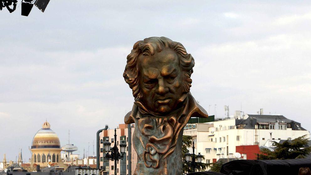 Por qué los Premios Goya se llaman así y el galardón es la cabeza del pintor