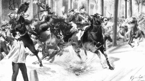 Bombas orsini, tiroteos y torturas: anarquía y represión en la Barcelona del XIX