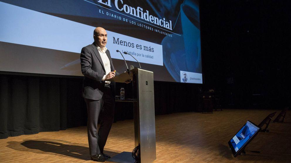 Cardero, director de El Confidencial: Creímos en el periodismo digital