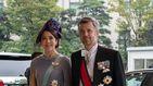 Mary de Dinamarca y Matilde de Bélgica y su momento 'twin' en Japón
