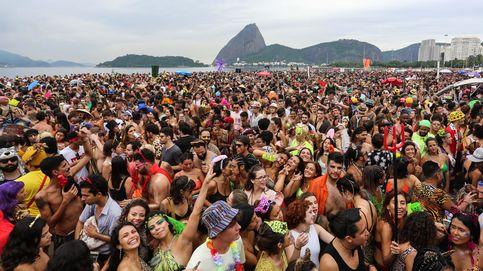 Arranca el Carnaval de Río de Janeiro a ritmo de samba