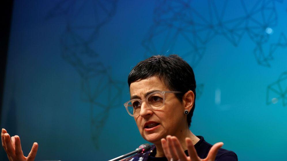 Foto: La ministra de Asuntos Exteriores, Arancha González Laya. (EFE)