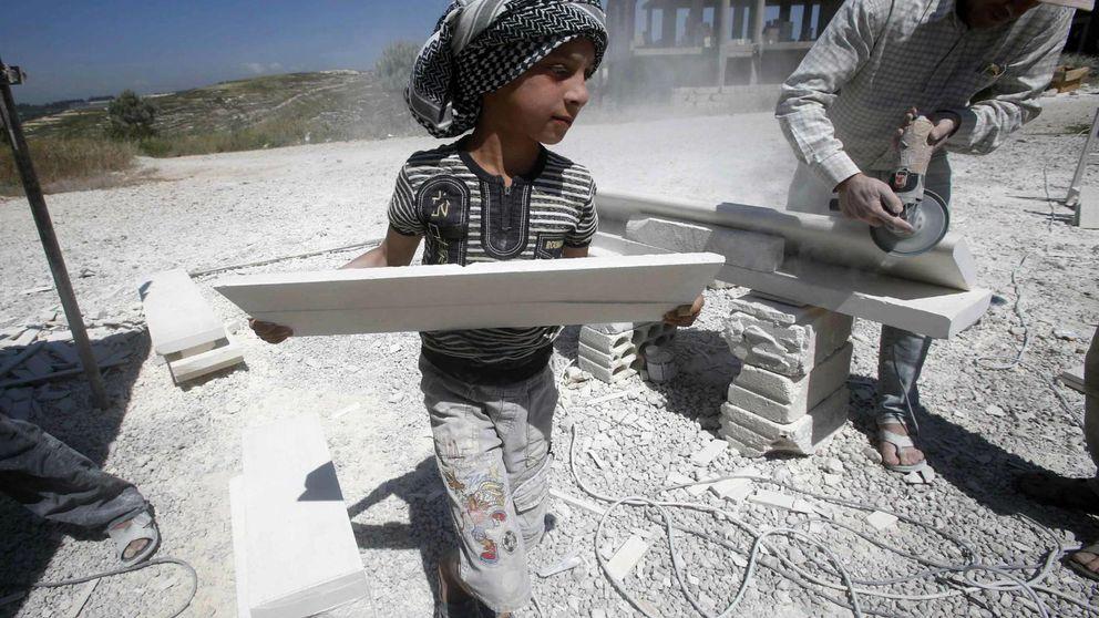 Los 'niños fantasma' de Siria