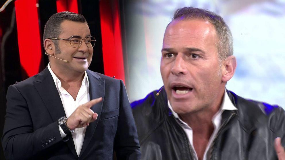 Jorge Javier Vázquez y Carlos Lozano, batalla de egos y pullas en 'GH Revolution'