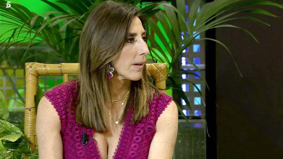 Paz Padilla habla claro: Isabel Pantoja va a 'Supervivientes 2019' por dinero