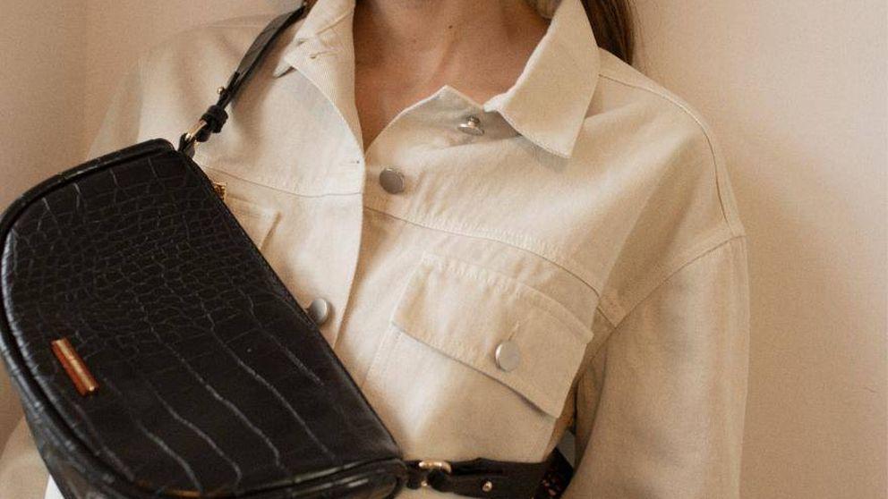 Este bolso de Parfois es de tendencia, sencillo, atemporal y combina con todo