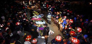 Post de Accidente en Guatemala: 18 muertos al ser atropellados por un vehículo pesado