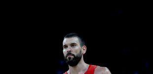 Post de Marc Gasol, estrella en la NBA y el menos egoísta de la selección española