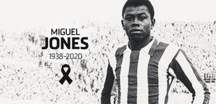 Post de Nuevo golpe para el Atlético: fallece Miguel Jones, mítico jugador de los años 60