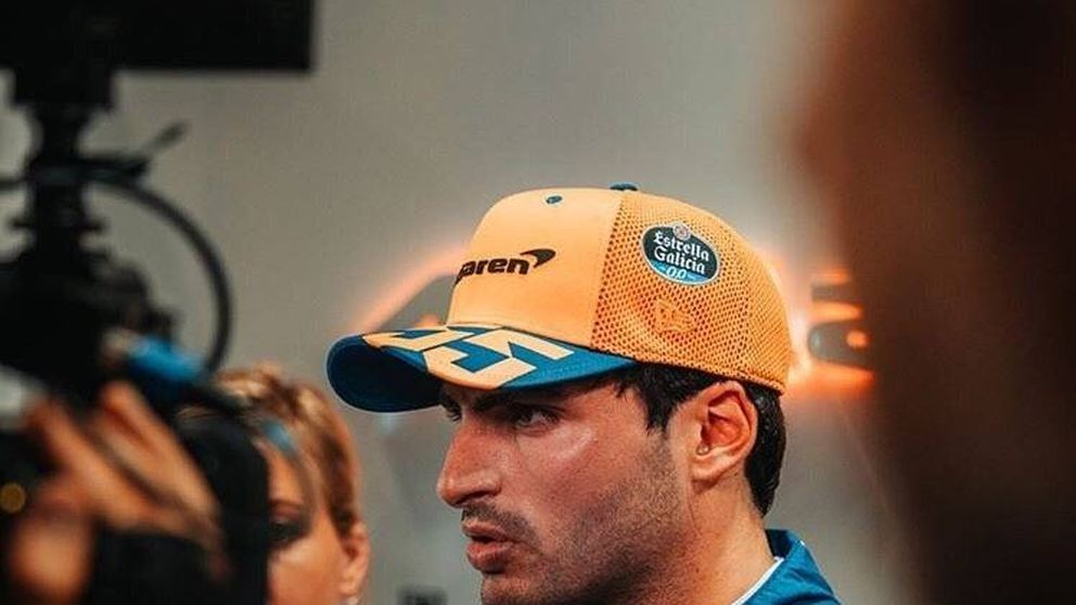 Los palos que se ha llevado Carlos Sainz y que le ponen en su sitio