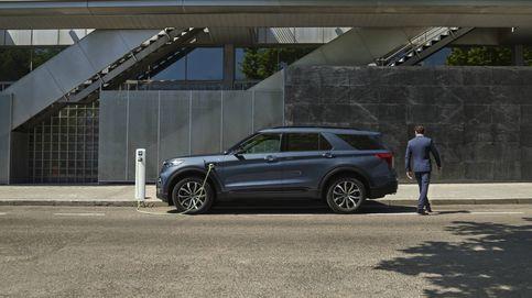 Explorer, el enorme SUV híbrido de Ford llega a España 25 años después