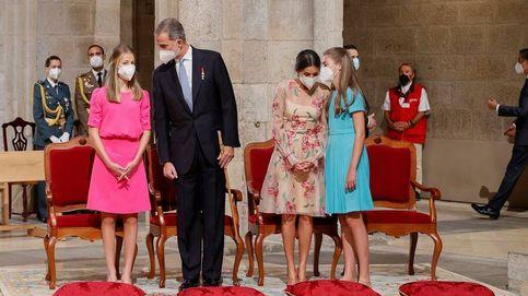 Felipe VI: la unidad de España es el sueño de convivencia democrática de muchos antepasados