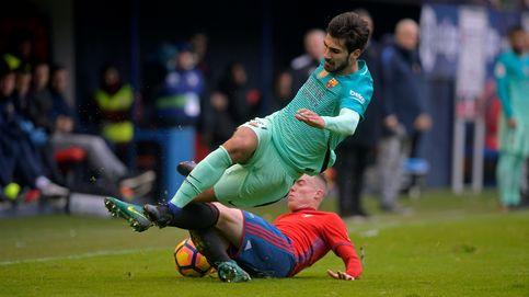 Andre Gomes y los suplentes de cartón piedra que hacen sufrir al Barça