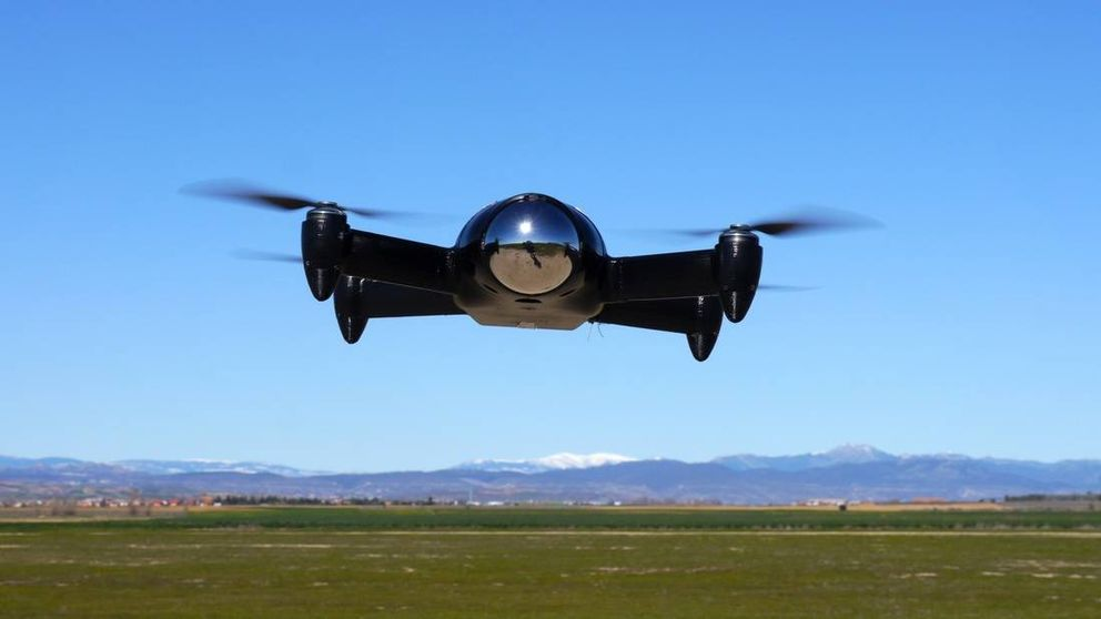 Esta 'startup' española ha seducido a Defensa con un mini dron de un kilo (y 186.000 €)