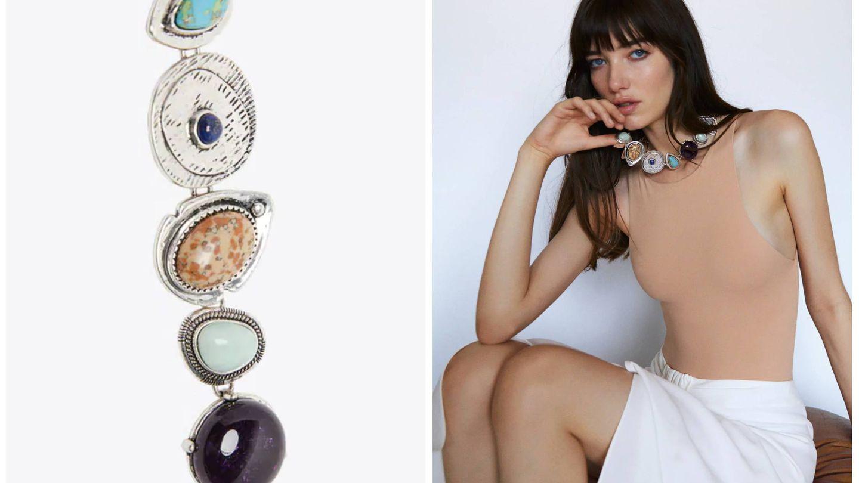 Nuevos diseños de Zara para un armario bohemio y elegante. (Cortesía)