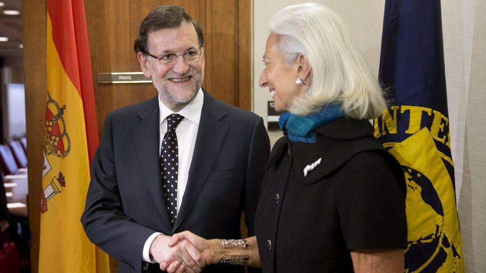El FMI alerta de que un Gobierno con Podemos se cargaría la recuperación