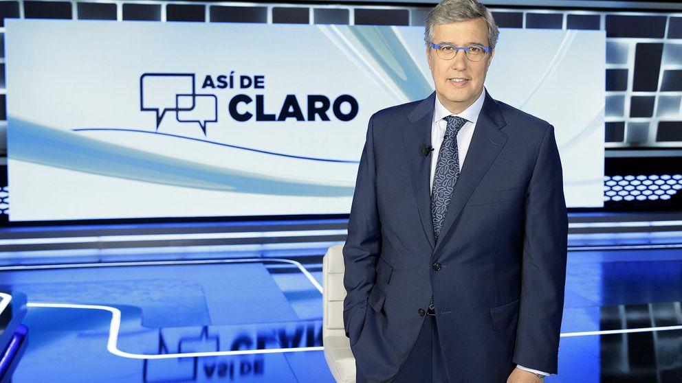 Buruaga rompe el 'veto' de TVE a Pablo Iglesias y lo invita al 'prime time'