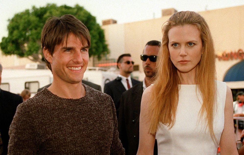 Foto: Nicole Kidman y Tom Cruise, en una imagen de archivo (Gtres)