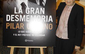 Desmentido de los colaboradores de Suárez al libro de Pilar Urbano