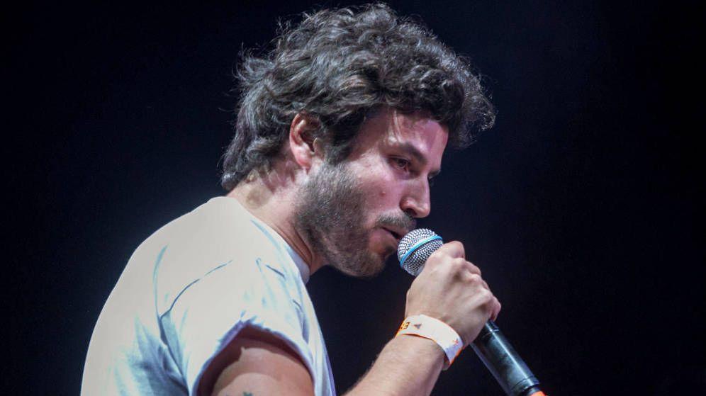 Foto: Willy Bárcenas, en un concierto. (EFE)