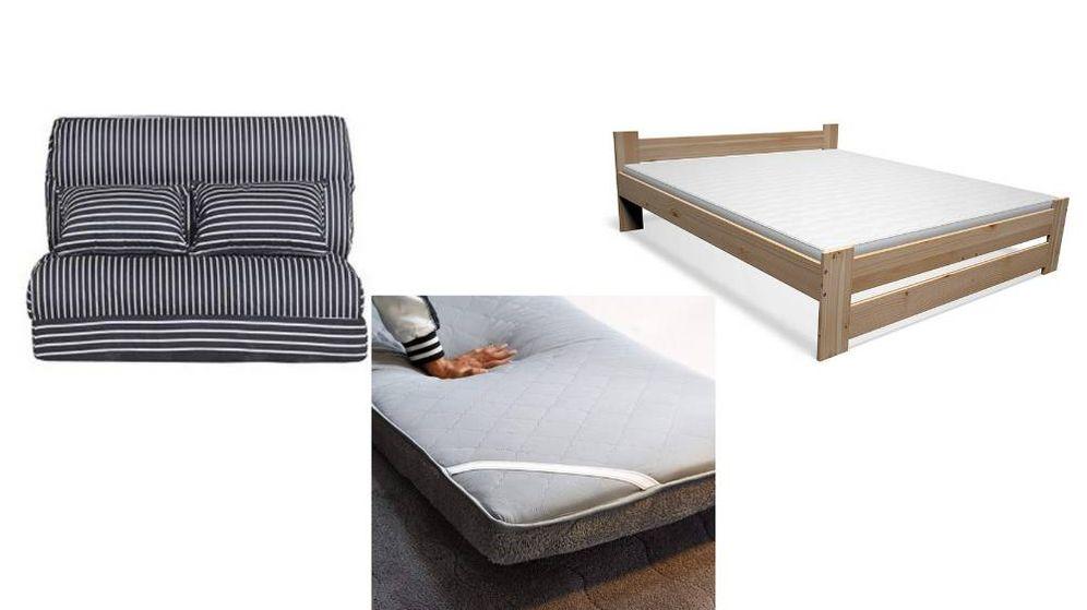 Foto: Los mejores futones japoneses para descansar cómodamente sobre el suelo