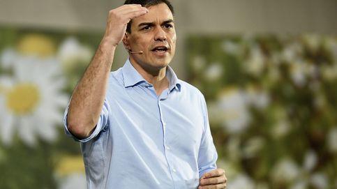 El PSOE se aferra a sus encuestas, con una ventaja de 1,4 puntos sobre Podemos-IU