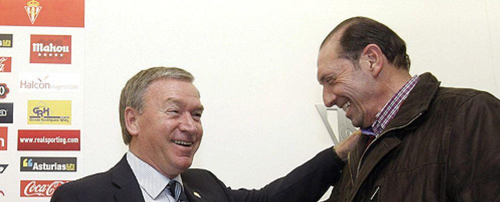 Foto: Al Sporting sólo le vale el Clemente de otros tiempos