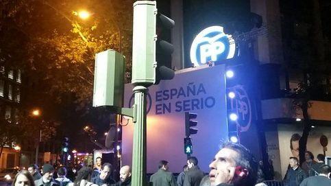 PP se ve ganador: el balcón de Génova está listo ante la 'calma' de Ferraz