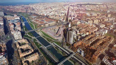 Precios del barrio de Salamanca a orillas del Manzanares: el ático que bate récords