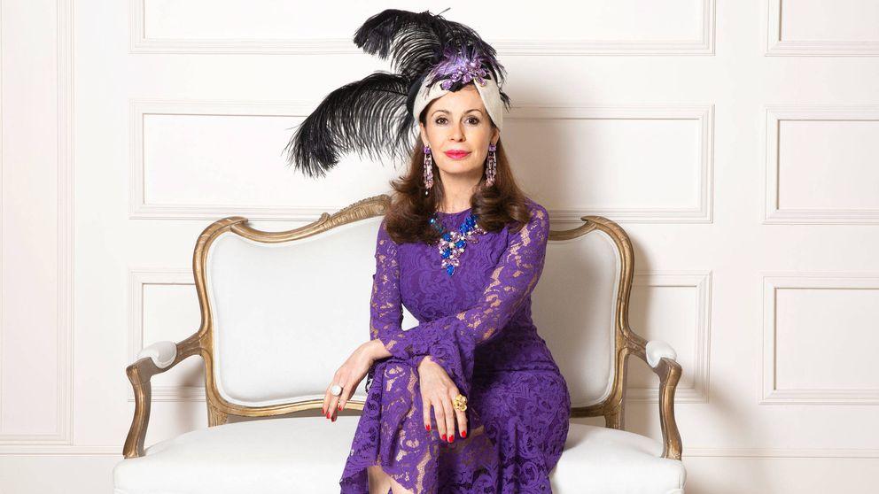 Teria Yabar, de licenciada en la Sorbona a vestir a Mariló Montero y Ana Obregón