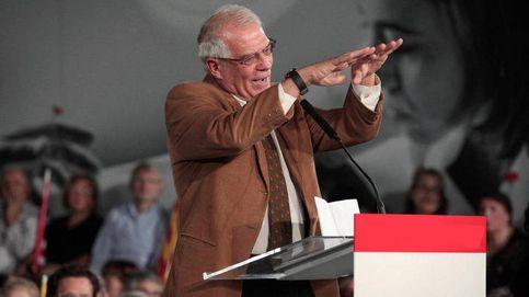 Borrell, el eterno aspirante que planta cara al independentismo: Está sufriendo