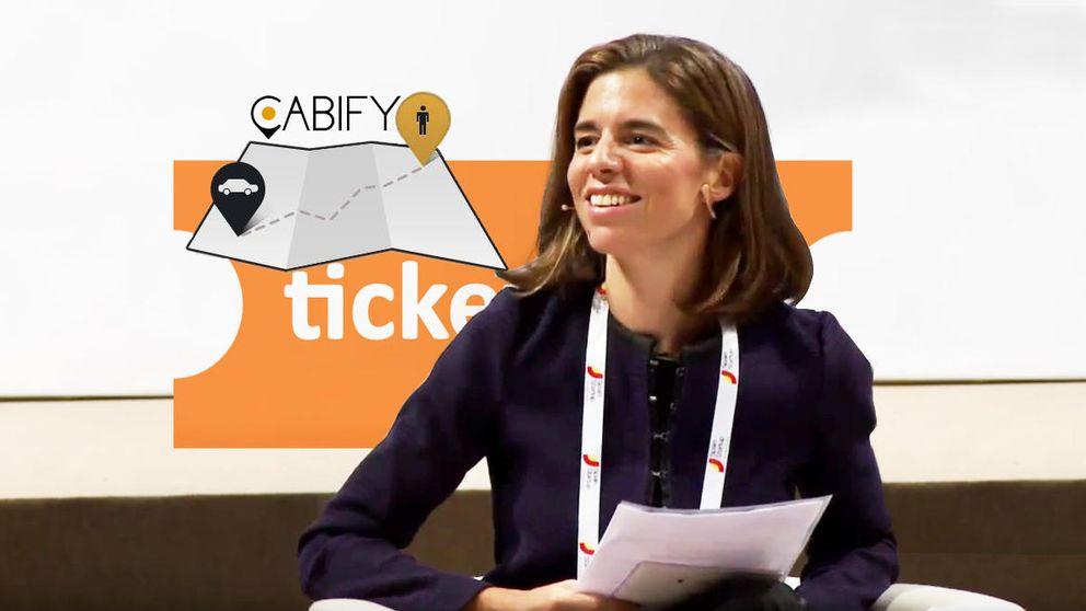 El 'fenómeno González': la hija del jefe del BBVA triunfa con startups
