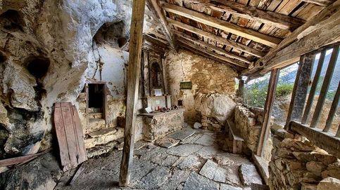 Una ermita rupestre de Cantabria, entre los 12 monumentos más amenazados de Europa