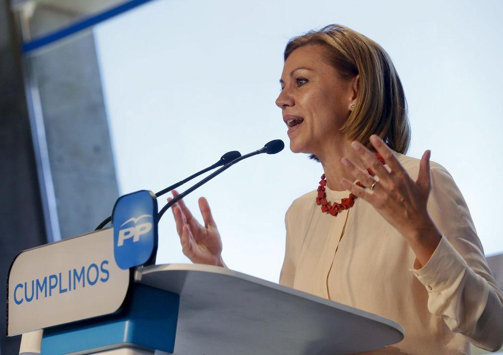 Foto: María Dolores de Cospedal (EFE)