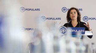 Los daños colaterales de Soraya en Cataluña