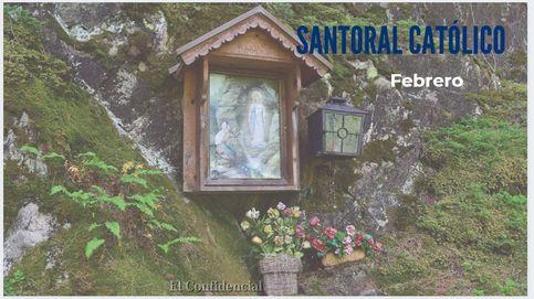 Santoral católico de febrero: todos los santos del segundo mes del año de la esperanza