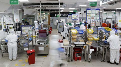 Nueve de cada diez empresas registran caídas en la demanda de sus productos