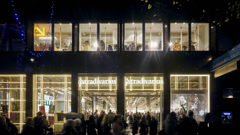 Así es la nueva tienda de la firma en Bilbao. (Imagen: Stradivarius)