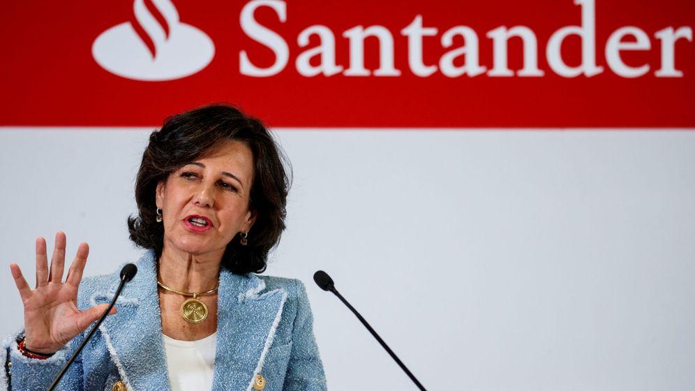 Foto: La presidenta del Banco Santander, Ana Patricia Botín. (Reuters)