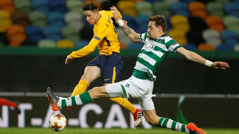 Fernando Torres sustituyó al lesionado Diego Costa. (Reuters)