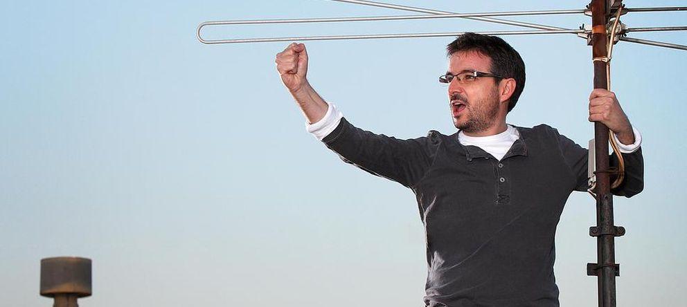 Foto: Jordi Évole en una imagen promocional de su programa en laSexta 'Salvados'