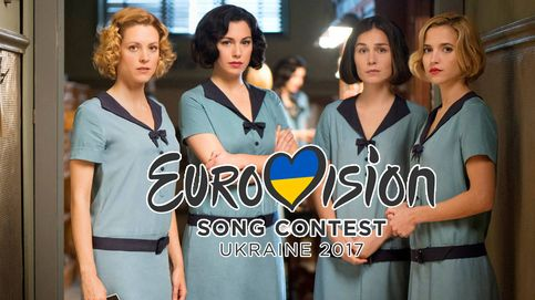 'Las chicas del cable', comentaristas de excepción de 'Eurovisión 2017'